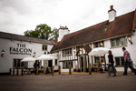 The Falcon at Bletsoe - Riverside Pub and Dining in Bedfordshire